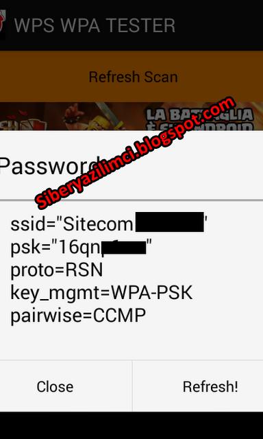 Wifi wpa wps tester ile Sifre kırmak-Siber Yazilimci Full ...