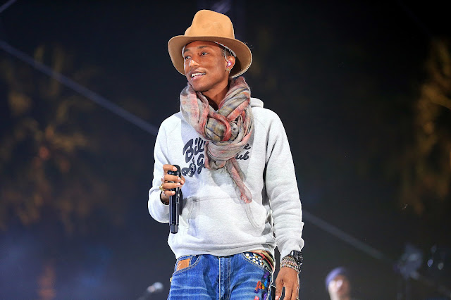 5 motivos para copiar Pharrel Williams
