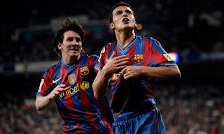 Lionel Messi va por el récord de Pedro Rodríguez