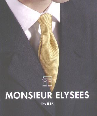 Perfume Masculino Monsieur Élysées