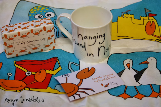 Whimsical gifts from Gone Crabbing