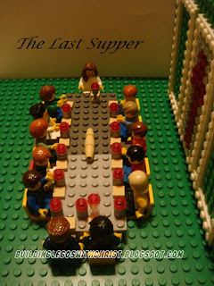 Christian Lego Creations, LEGO Last Supper