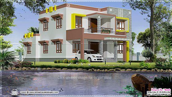 River side home design