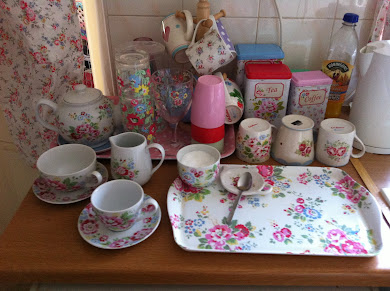 Anyone for tea !!