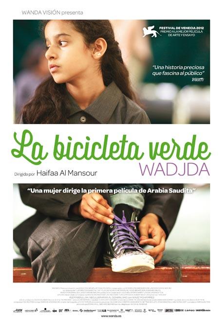 La bicicleta verde (Wadjda) (2013)