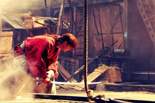 Teaser de las nuevas películas de imagen real de Rurouni Kenshin