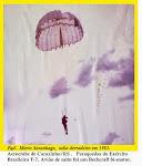 Paraquedismo, um esporte  para exercitar a liberdade