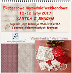 Wyzwanie weekendowe do 12-02-2017