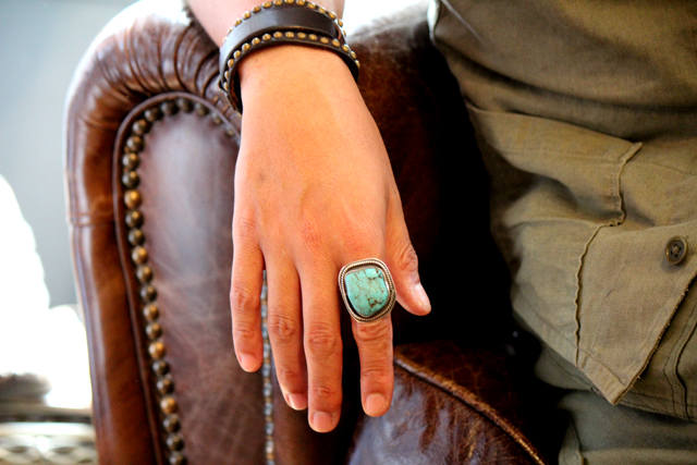 indianjewelry navajo turquoise accessories vintage インディアンジュエリーナバホターコイズgreenangle