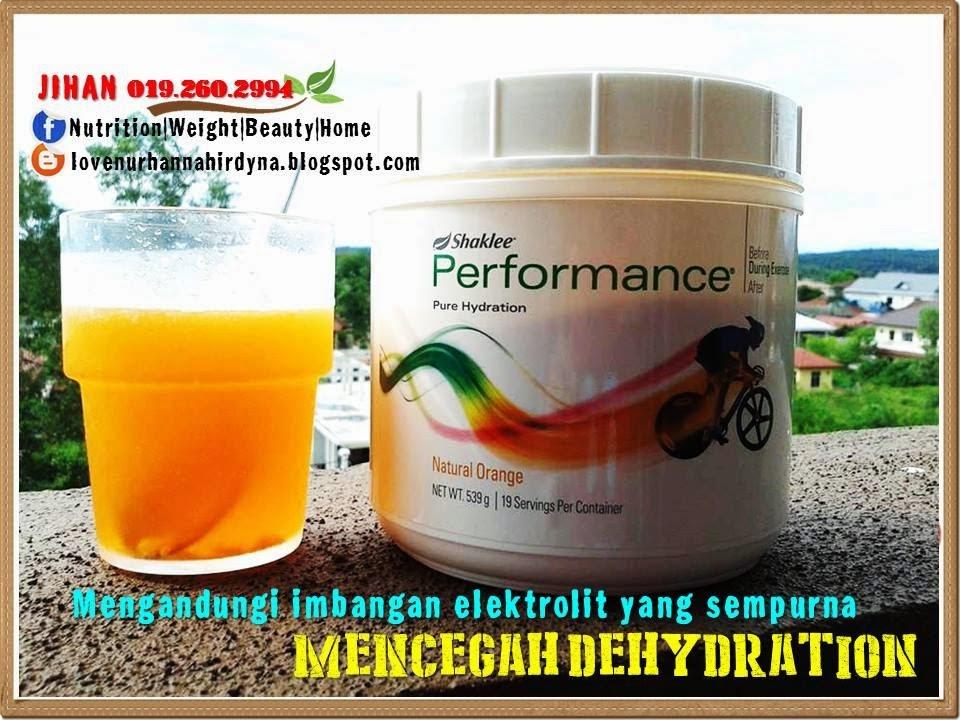 minuman tambah tenaga