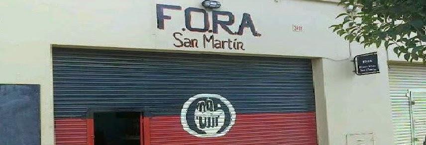 F.O.R.A. San Martín