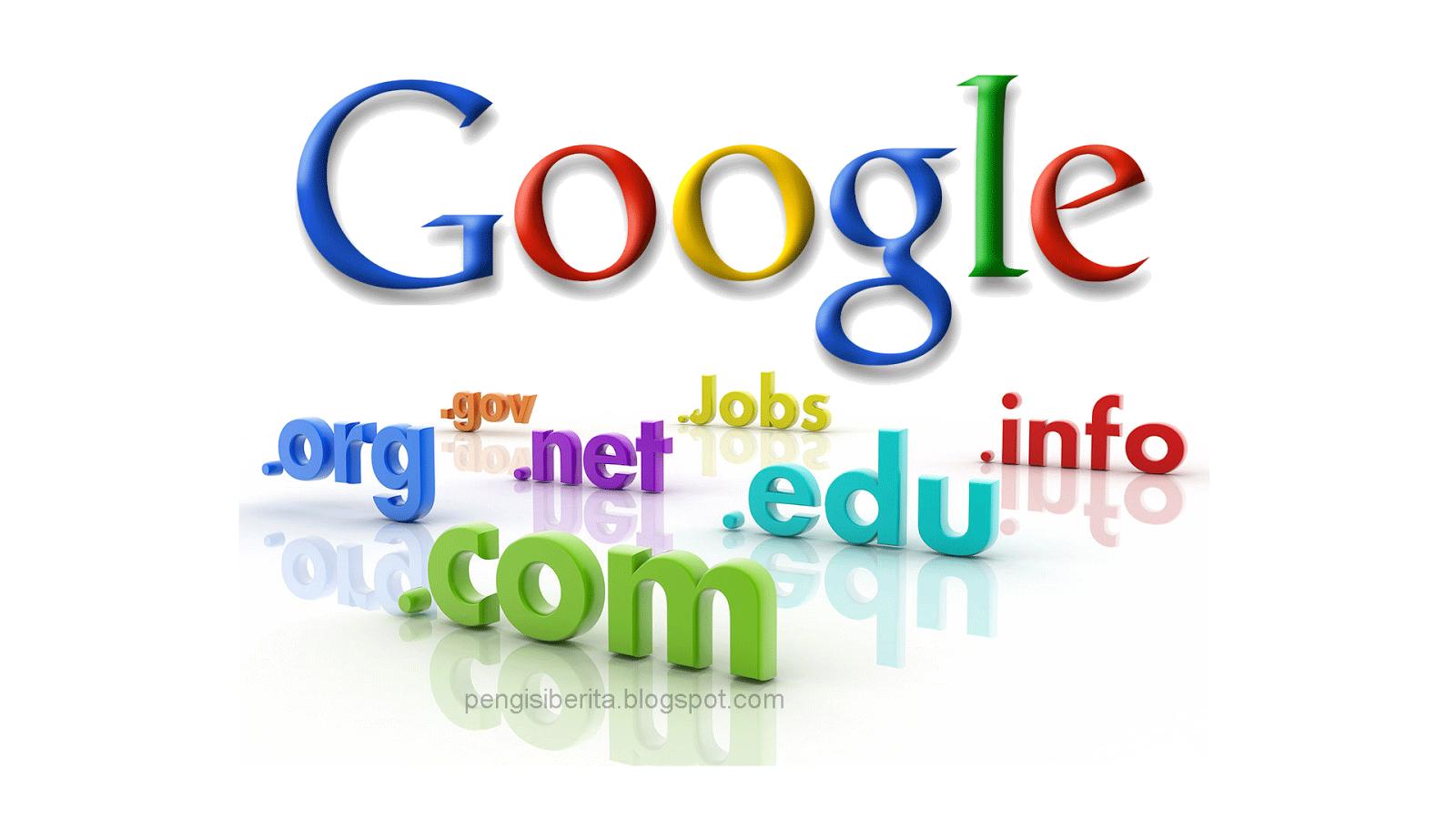 Google Akan Berjualan Domain