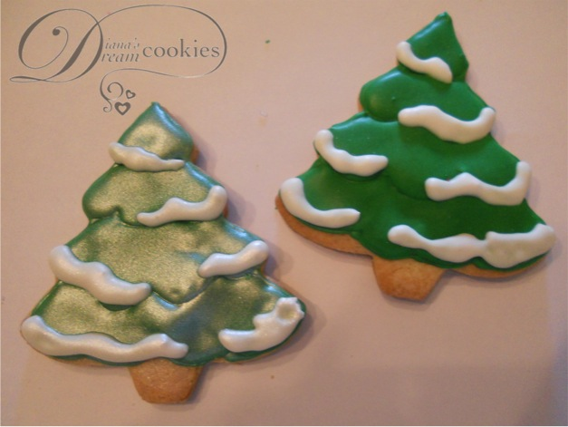 Diana S Dream Sweets Assorted Christmas Sugar Cookies