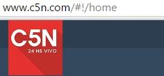 C5N En Vivo 24 Hs.-