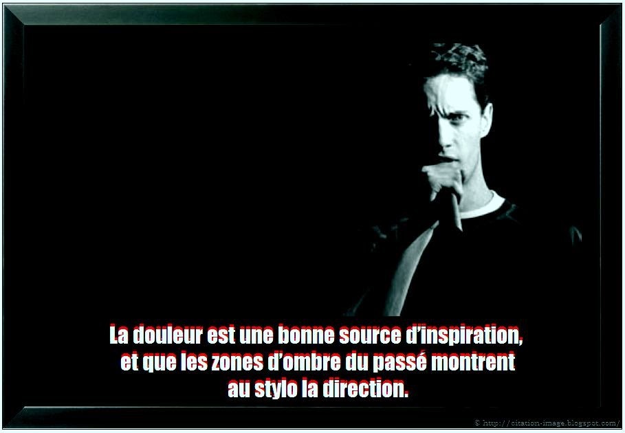 Citations de grand corps malade en image