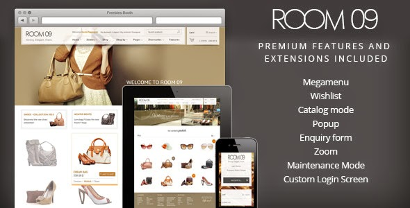 Room 09 Shop v1.6.2 – Multi-Purpose e-Commerce Theme