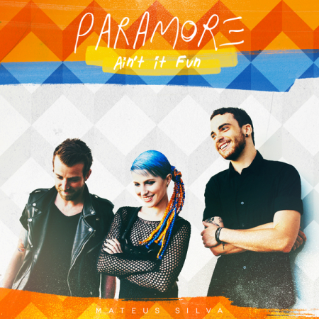 Aint It Fun Paramore Album PARAMORE : AIN&...