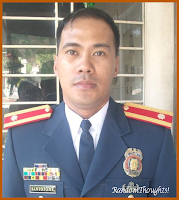 Police Chief Inspector Rico Santotome