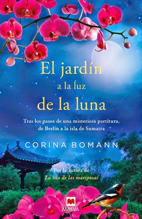 Los libros de pat la isla de las mariposas y el jard n a for Los jardines de la luna