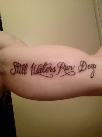 Tattoo Quotes For Men On Bicep