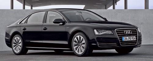 Harga Mobil Audi A8
