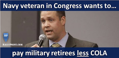 Jim Bridenstine navy veteran congress