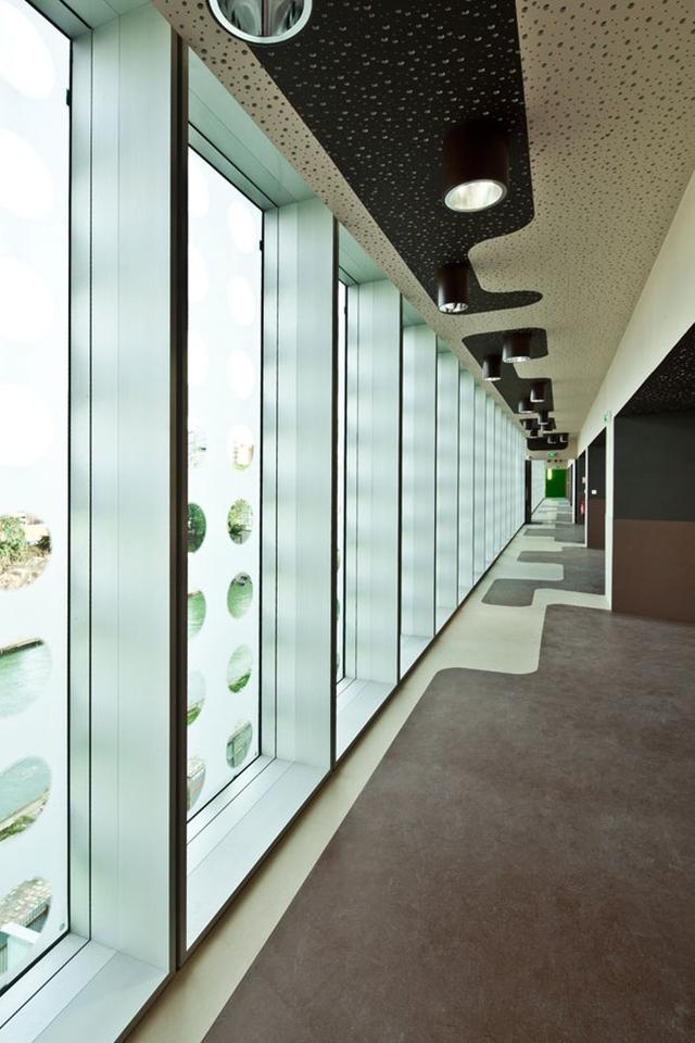 Photo of the hallway