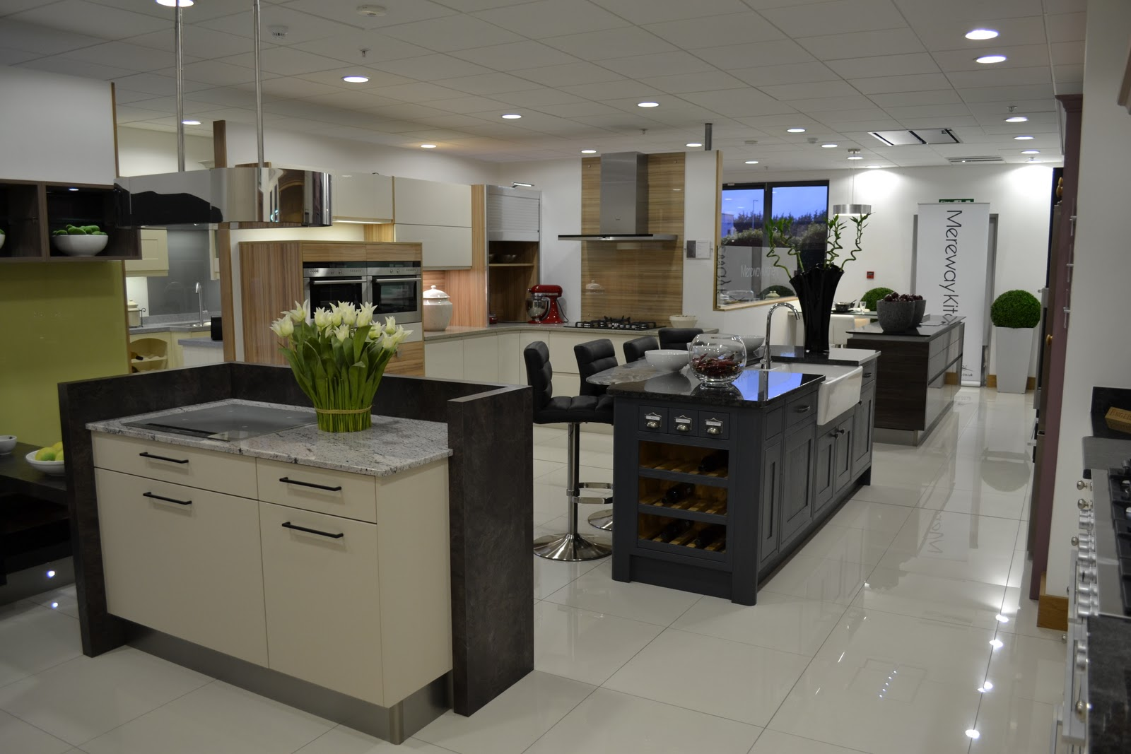 Mereway Kitchen Showroom Launched