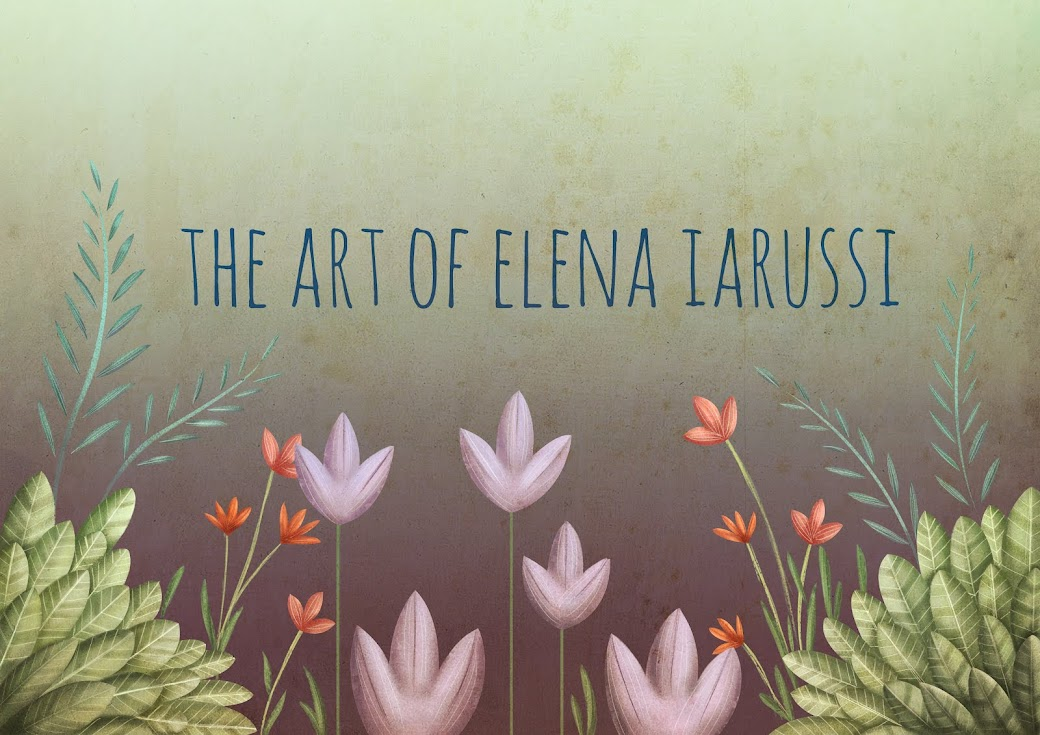 The art of Elena Iarussi