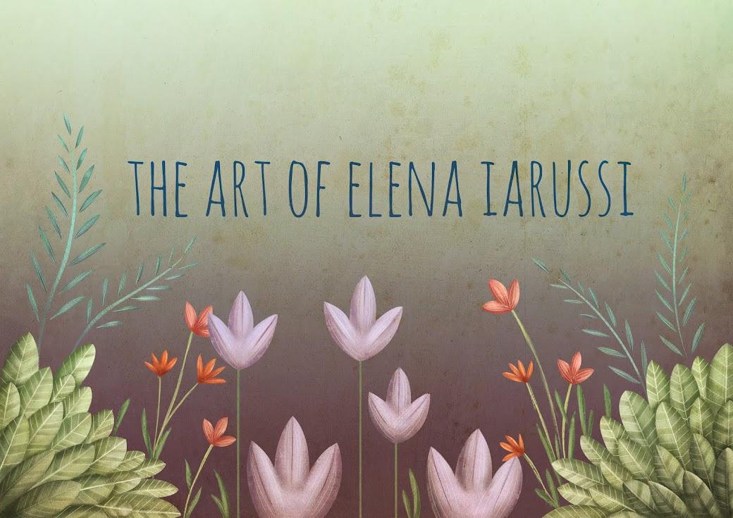 The art of Elena Iarussi