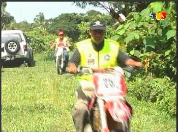 KSBK BERSAMA NGO LAIN DIBAWAH MKN PROGRAM SIMULASI BANJIR 360 TV3 23.11.2011