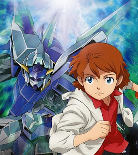 Gundam AGE ED4 Single - forget-me-not ~Wasurenagusa~