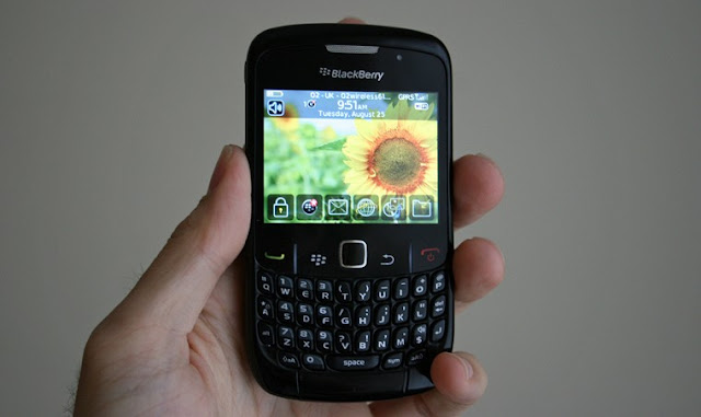 BlackBerry Curve 8520, phone mobiles BlackBerry, Product BlackBerry
