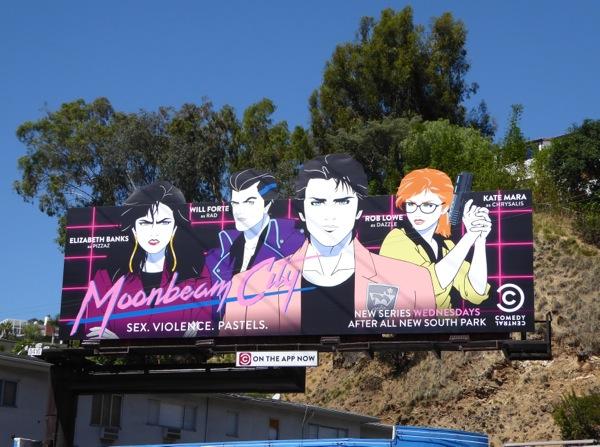 Moonbeam City season 1 billboard