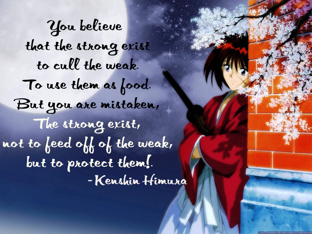 Anime Quotes About Friendship Anime Top 10 Quotes Politics  Leadership And Resposibilities