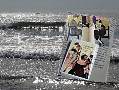 Entre olas y letras 📖📕🌷 Punta del Moral. Ayamonte
