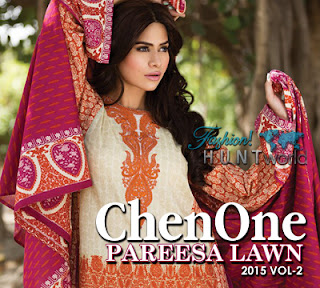 Pareesa's Volume 2 Summer/Spring Collection 2015 By ChenOne