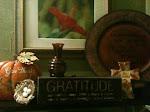 An Altar of Gratitude