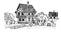 Mr. White's House. The Whites' Living-Room. Описание дома и гостиной мистера Уайта на английском языке.