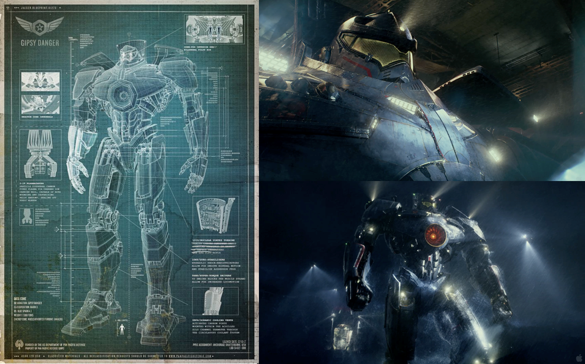 pacific rim gypsy danger art wallpapers - Pacific Rim Gypsy Danger Art Wallpapers HD Wallpapers