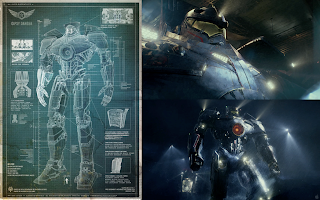 pacific rim diablo intercept  US Jaeger: Gipsy Danger