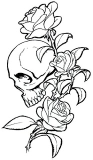 Black and White Tattoos Designs