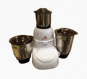 Snapdeal: Buy Bajaj Glory 500 W Mixer Grinder at Rs. 1637 only (Price drop)