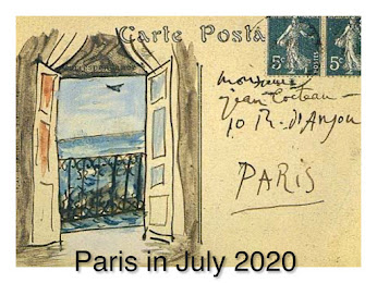 Paris in July - 2020