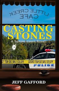 casting stones, summertown novel, jeff gafford, arizona author, arizonian author, arizona novel
