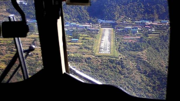 Τα ζόρικα αεροδρόμια
