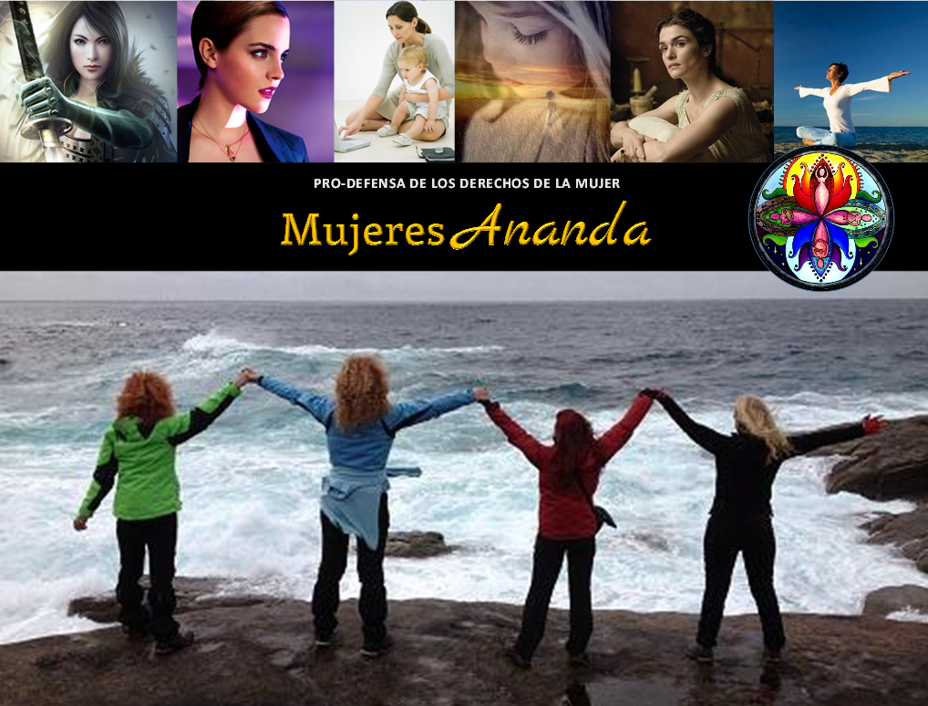 Sígenos en Mujeres Ananda