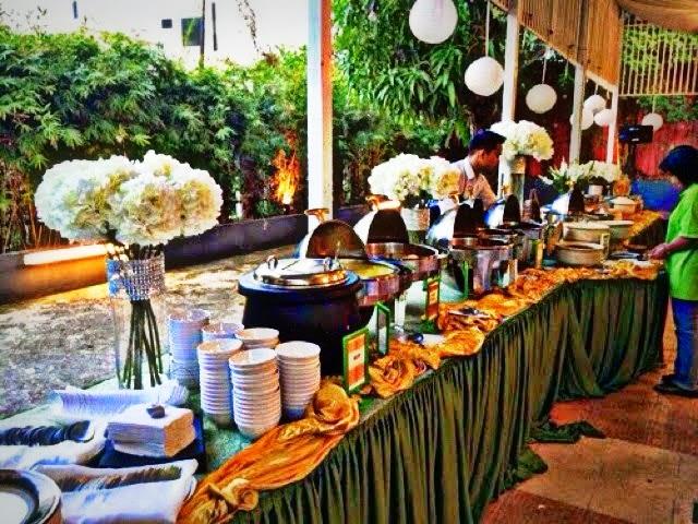 Suasana Di Buffet Ramadhan Casa Ombak