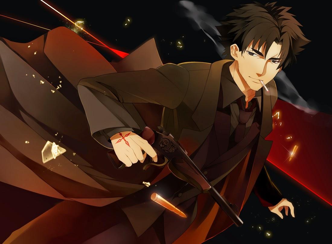 Fate Zero Kiritsugu Emiya