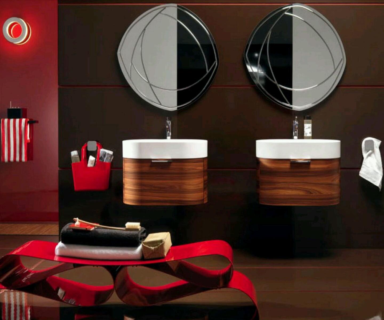 Modern homes modern bathrooms designs ideas modern home for Bathroom ideas 2013